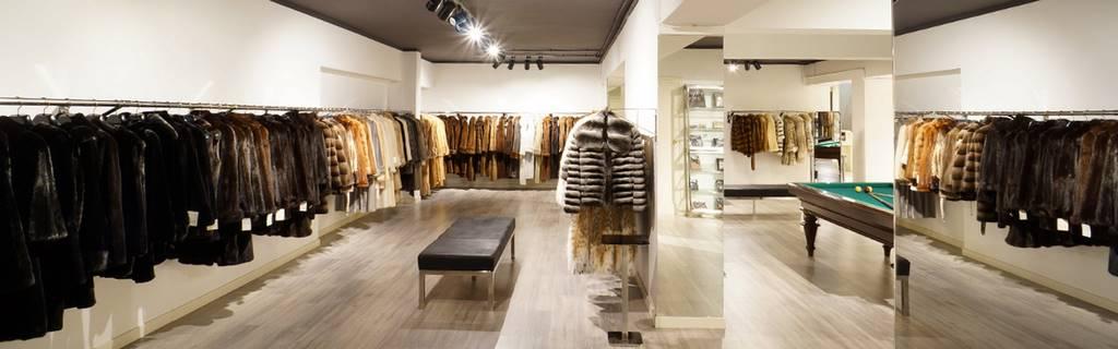 tienda de peletería Prieto centro de Barcelona