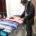 Nicolás Prieto en feria de peletería TheOneMilano