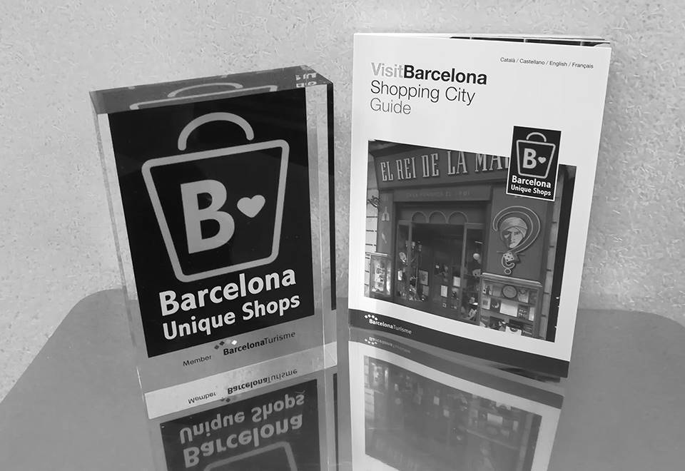 Showroom Prieto Unique Shops Barcelona