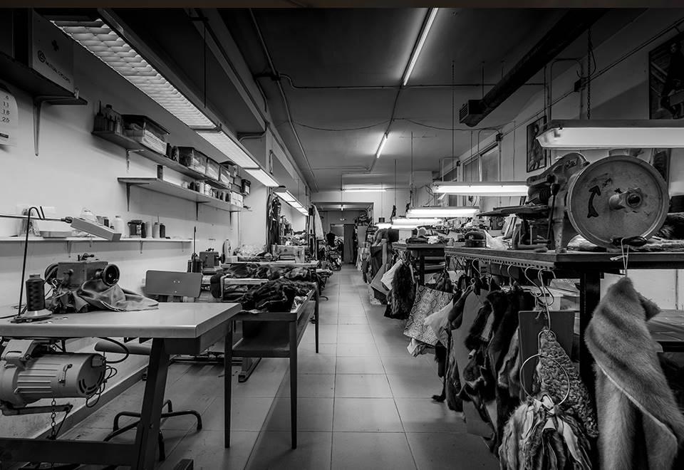 Taller peletería Prieto Unique Shops Barcelona