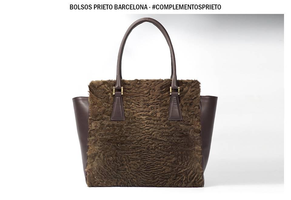 Bolso de peletería KILI Prieto Barcelona
