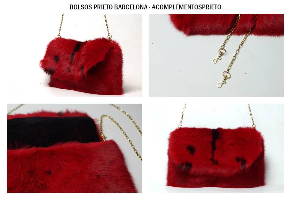 Bolso piel Prieto Barcelona
