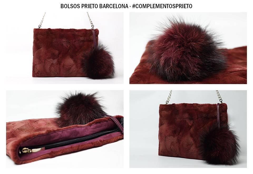 Bolso AGUEDA de la colección de complentos Prieto Barcelona